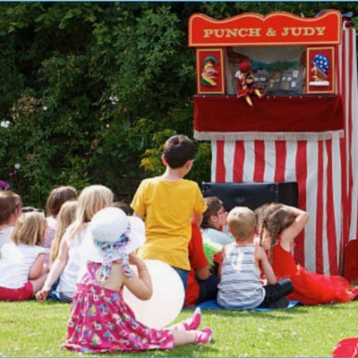 Punch & Judy - Puppet Shows